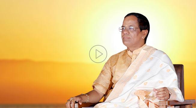 Inspiration - Dr. Shri Chandrashekhar Guruji